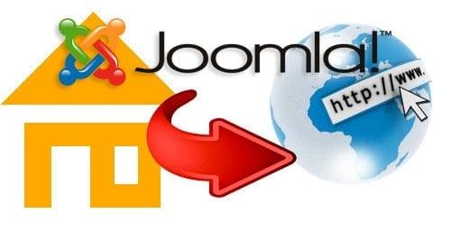 come trasferire un sito joomla da locale a remoto