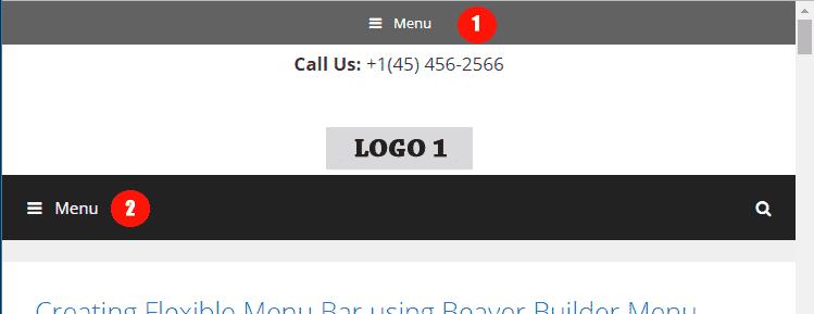 generatepress mobile menu