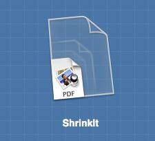come comprimere i pdf