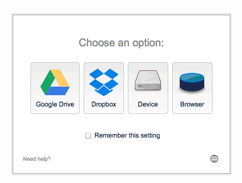 Draw.io alternativa a Microsoft Visio per Mac OS