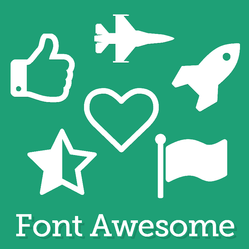 come usare awesome in joomla