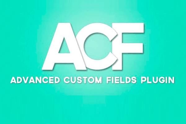 acf come configurare campi agiuntivi wordpress