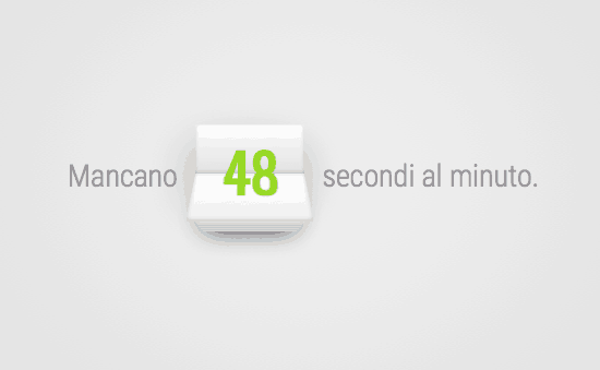 Countdown CSS3