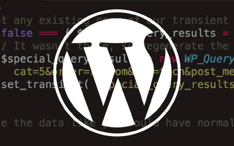 trucchi e funzioni wordpress
