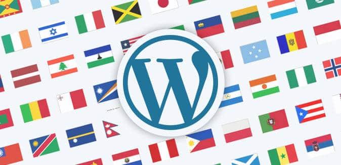 creazione sito multilingua wordpress