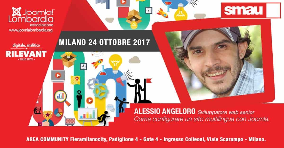 Smau Alessio Angeloro