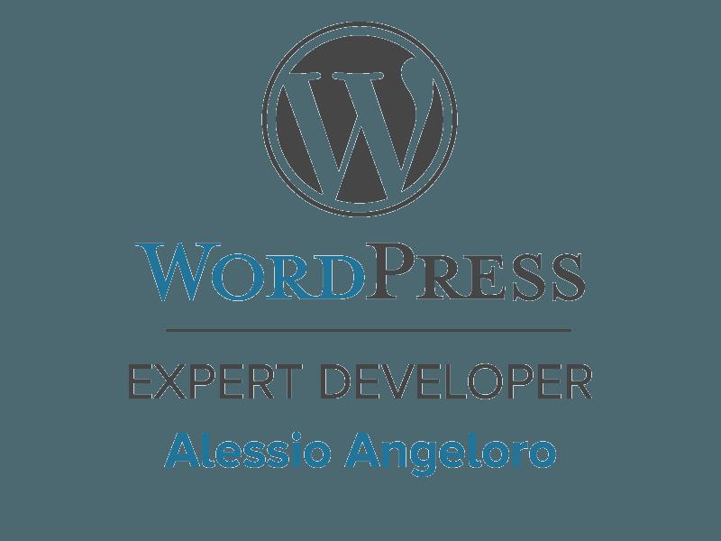 Programmatore Esperto WordPress