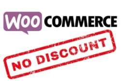 Come disabilitare completamente l'uso dei coupon sconto in WooCommerce